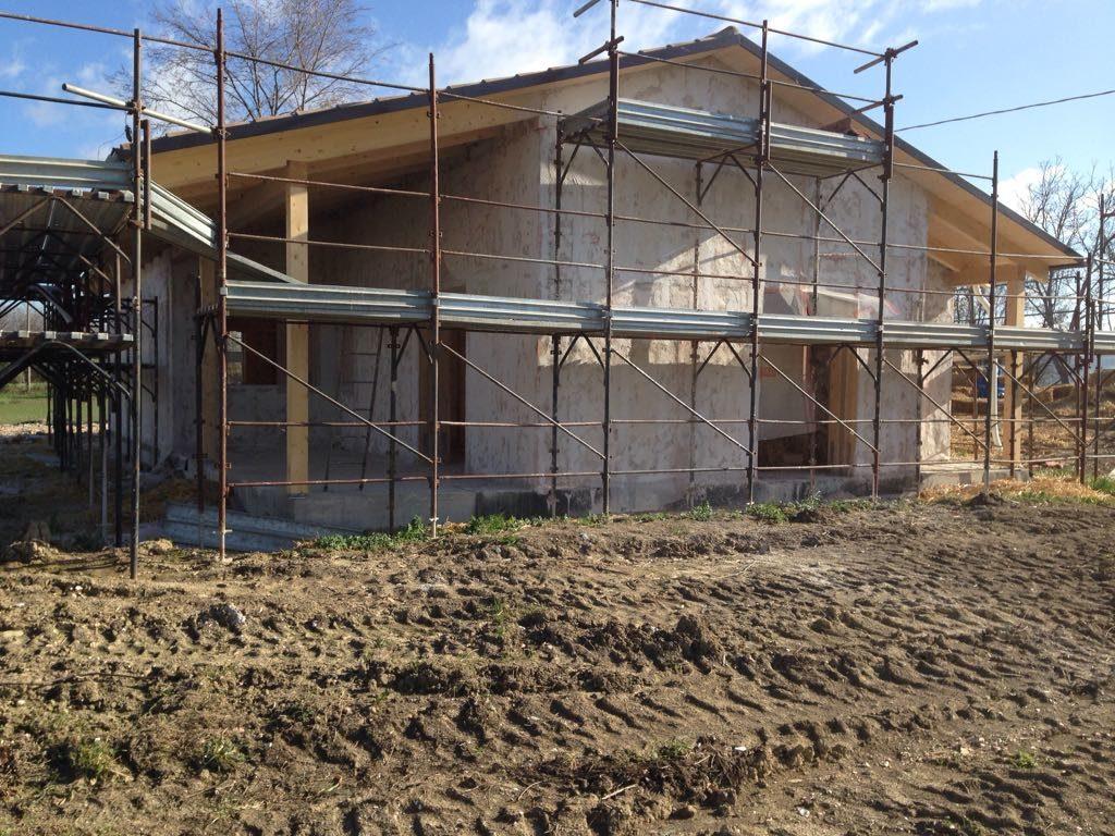 case in legno pollenza